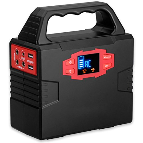 100 Watt Portable Generator Power Inverter 40800mah 150wh