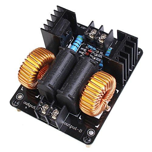Icstation DC 12-30V High Voltage Arc Generator ZVS Flyback