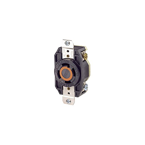 Twist Lock Wall Mount Electrical Receptacle 4 Wire 30 Amps Manual Guide